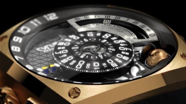 Cyrus Mars to kolejne zegarmistrzowskie dzieło sztuki /materiały prasowe
