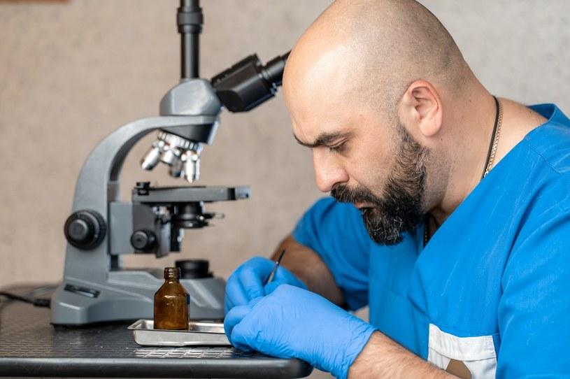 Cytologia jest konieczna /123RF/PICSEL