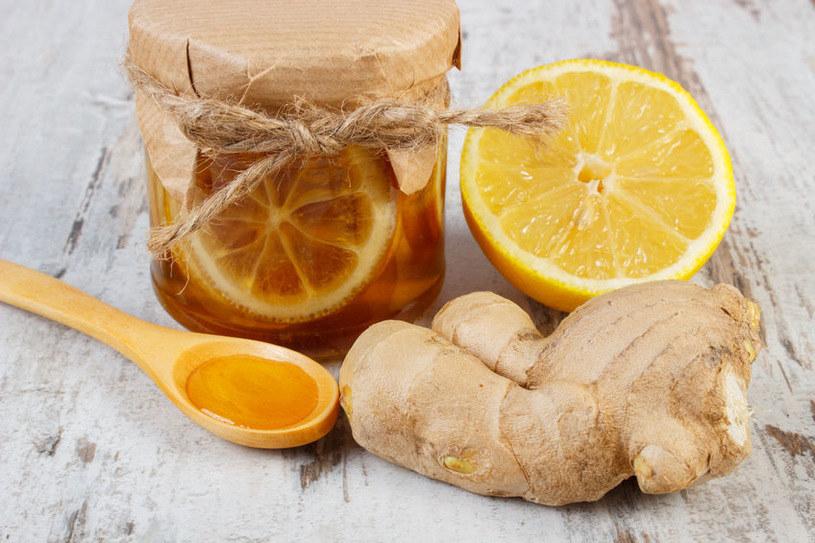 Cytryna i imbir wspaniale działa na organizm /123RF/PICSEL