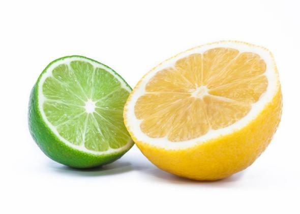 Cytryna i limonka właściwości czyszczące /© Photogenica