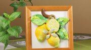 Cytrynki z masy solnej