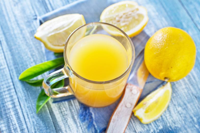 Cytryny to naturalne źródło witaminy C /123RF/PICSEL
