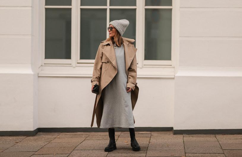 Czapka beanie chroni przed zimnem i przy okazji stanowi modny dodatek /Jeremy Moeller / Contributor /Getty Images