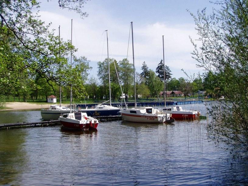 Czaplinek - Jezioro Drawskie/fot. M. Rembas /&nbsp