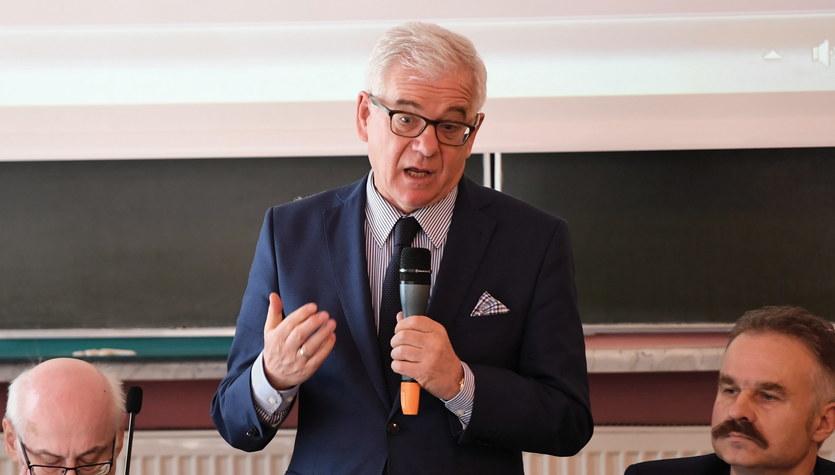 Czaputowicz: Obecność wojsk USA w Polsce nie łamie zobowiązań NATO wobec Rosji