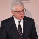 Czaputowicz: Oczekujemy od Trumpa deklaracji dot. zniesienia wiz dla Polaków