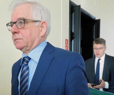Czaputowicz spotka się z sekretarzem generalnym NATO