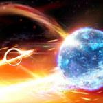 Czarna dziura pożerająca gwiazdę neutronową? Naukowcy zobaczyli to po raz pierwszy