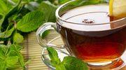 Czarna herbata jest doskonała przy diecie