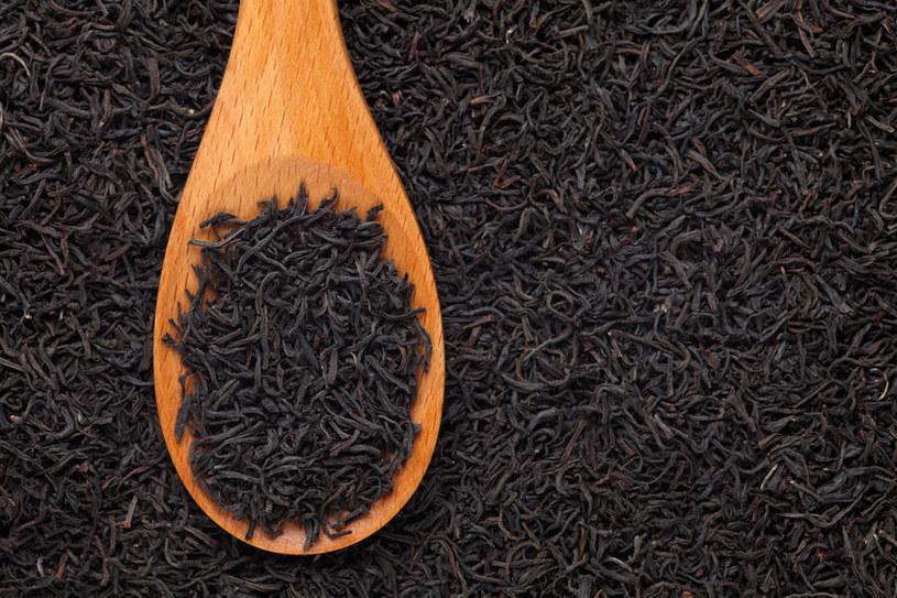 Czarna herbata /©123RF/PICSEL