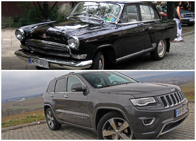 Czarna Wołga, czy Jeep Grand Cherokee - na kogo głosowałeś? / fot. Krzysztof Chojnacki East News / Interia /