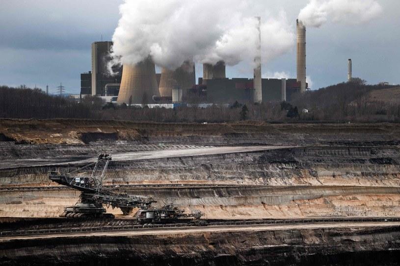Czarne chmury nad Polską energetyką /AFP