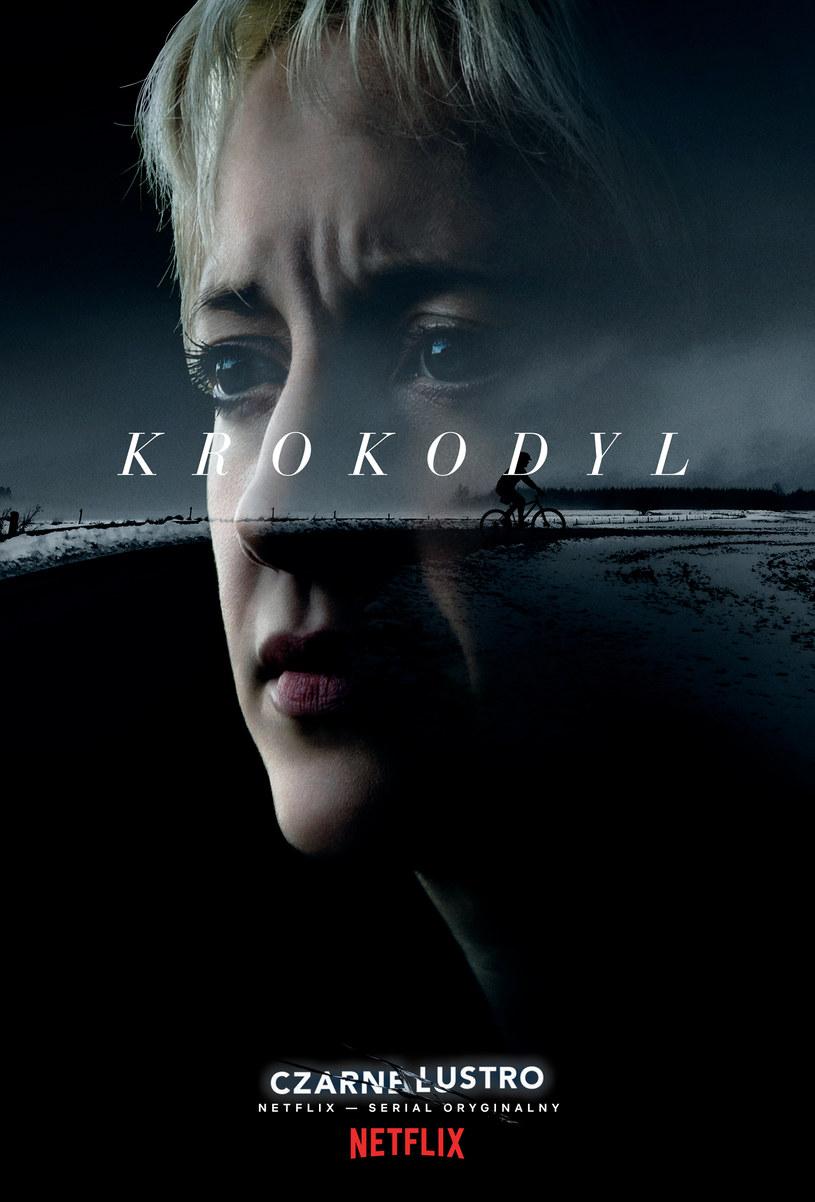 """""""Czarne lustro: Krokodyl"""" /Netflix /materiały prasowe"""
