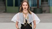 Czarne usta - nowy trend prosto z pokazu Chanel