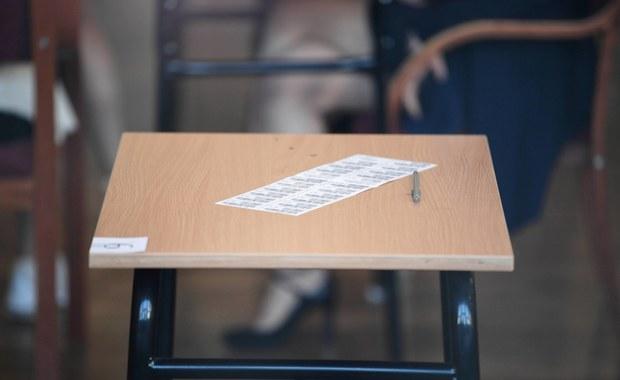 Czarnek: Nie ma zagrożenia powtórzenia matury z powodu przecieku