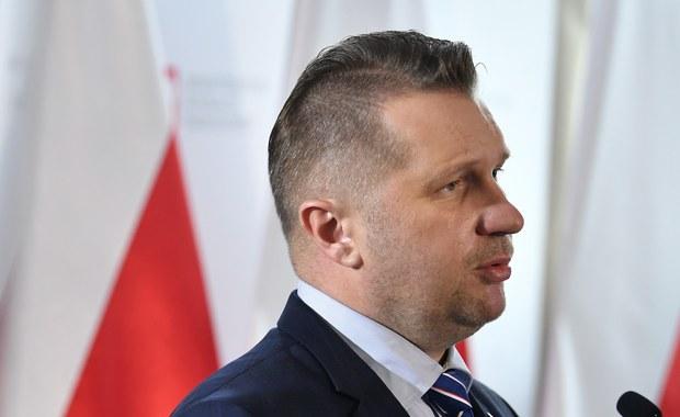 Czarnek: To, co się dzieje jest zamachem na Polskę, jaką znamy
