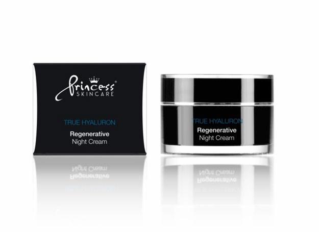 Czarno-biały design odzwierciedla ponadczasową elegancję i ekskluzywny wizerunek marki Princess Skincare /materiały prasowe