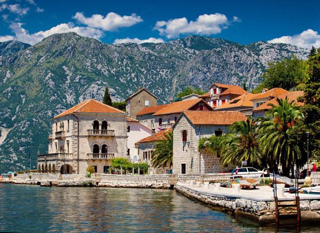 Czarnogóra, Perast /123RF/PICSEL