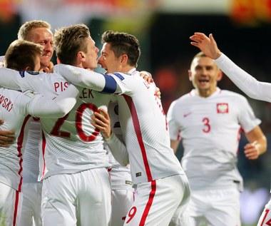 Czarnogóra - Polska 1-2. Zobacz oceny. Najlepsi Lewandowski i Piszczek