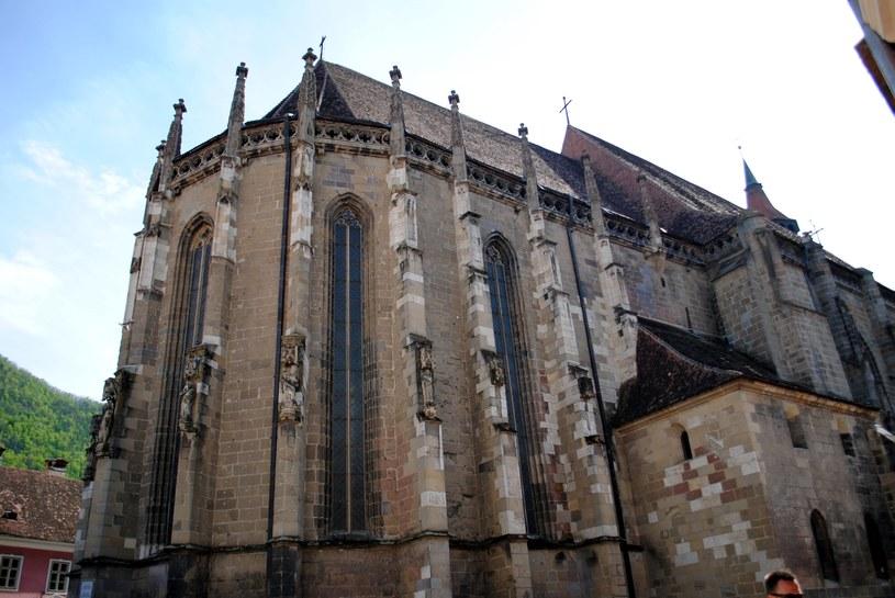 Czarny kościół w Braszowie /Ewelina Karpińska-Morek /INTERIA.PL