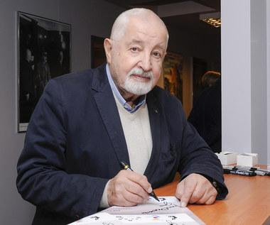 """""""Czarny mercedes"""": Janusz Majewski kręci nowy film"""