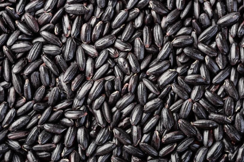 Czarny ryż /©123RF/PICSEL