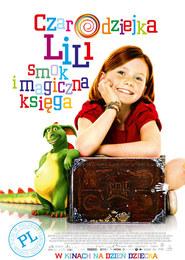 Czarodziejka Lili, smok i magiczna księga