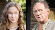 """""""Czas honoru"""": Jan Englert nie chce oceniać talentu swej córki"""