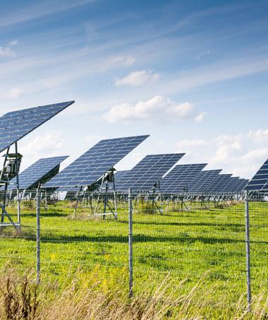 Czas na farmy słoneczne