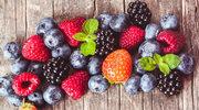 Czas na leśne owoce