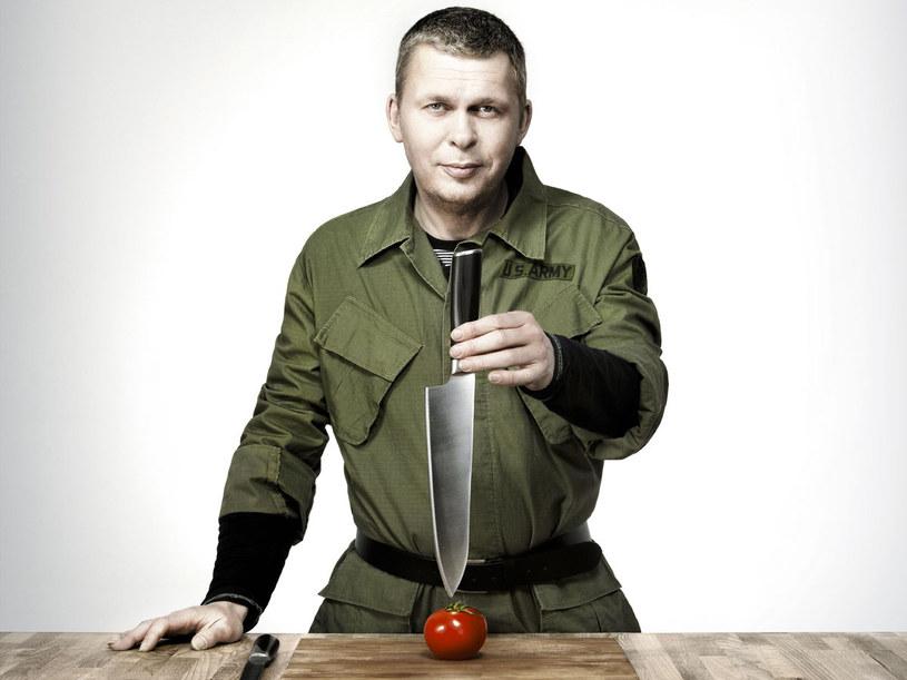 Czas w kuchni nigdy nie jest stracony  /Łukasz Murgrabia/76Management Photoshop /Twój Styl