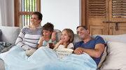 Czas z rodziną spędzaj... w domu