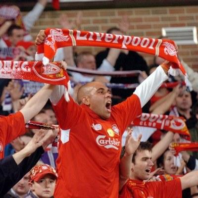 Czasami kibice bardziej wierzą w sukces niż sami piłkarze /AFP