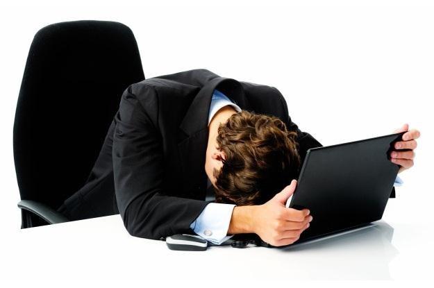Czasami warto się wylogować i odpocząć od komputera /123RF/PICSEL