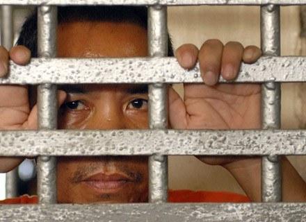 Czasem lepsze jest więzienie niż mieszkanie z teściem... /AFP
