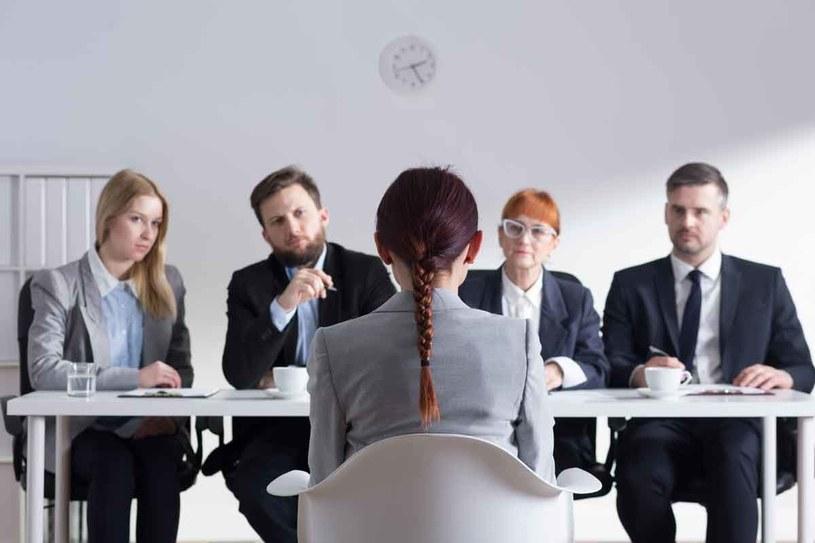 Czasem rekruterzy celowo prowokują sytuację stresową  i obserwują, jak sobie z nią radzimy. /123RF/PICSEL