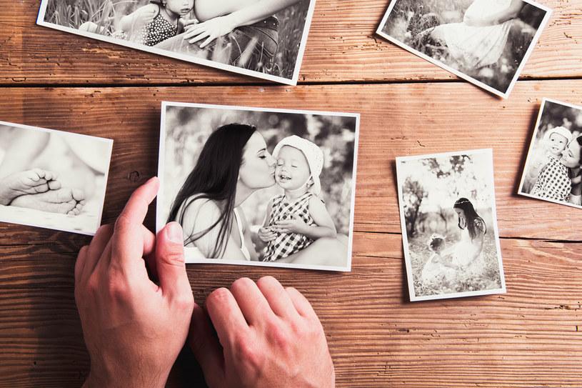 Czasem rodzinne szczęście jest tylko na zdjęciach /123RF/PICSEL