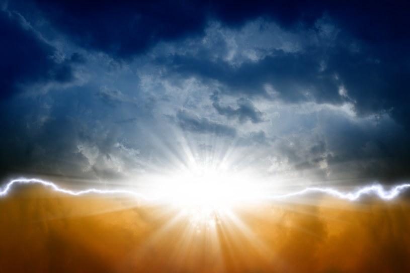 Czasem słońce, czasem deszcz... /123RF/PICSEL
