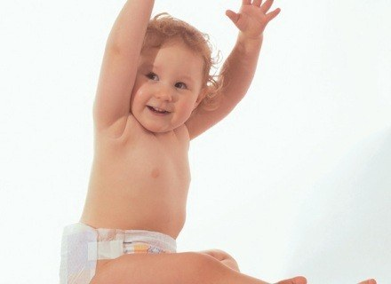Czasem trzeba dziecko zmobilizować do ćwiczeń /INTERIA.PL