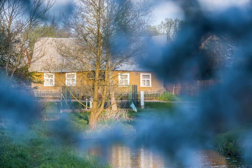 Czasem zaświeci słońce, a czasem popada deszcz /Andrzej Sidor /Agencja FORUM