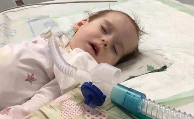 Czasu coraz mniej... Potrzeba 8 mln zł na terapię dla maleńkiej Marysi