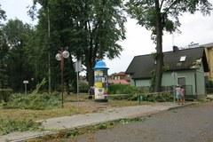 Czechowice-Dziedzice: Sprzątanie po nawałnicy