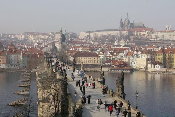 Czechy mają najniższe bezrobocie w Unii /Sean Gallup /Getty Images
