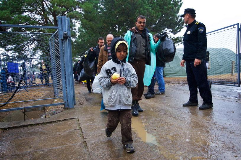 Czechy: Przygotowania do przyjęcia uchodźców /PAP/EPA