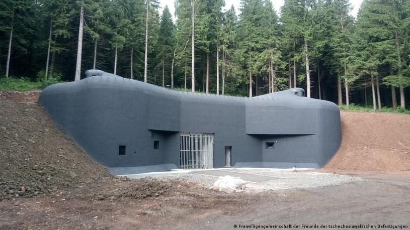 Czechy wyprzedają bunkry. Nz. fortyfikacja Bouda /Deutsche Welle