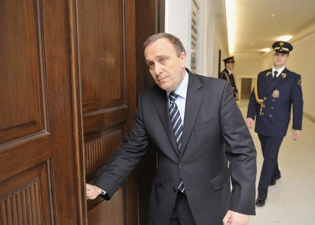 Czego boi się Grzegorz Schetyna? / fot. P. Bławicki /East News