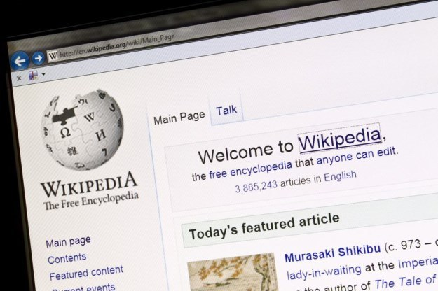 Czego Polacy szukali na Wikipedii w 2013 r.? /123RF/PICSEL