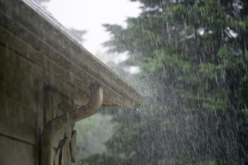Czeka nas deszczowy weekend; zdj. ilustracyjne /digidreamgrafix   /123RF/PICSEL