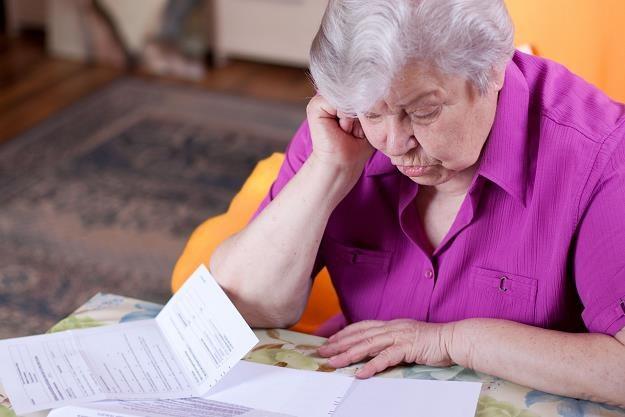 Czeka nas niepewna przyszłość - emerytury będą głodowe /©123RF/PICSEL