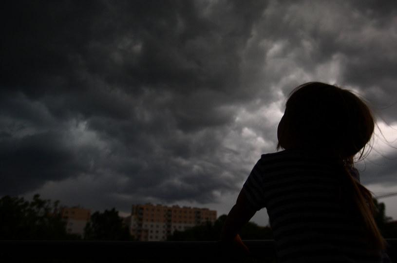 Czekają nas burze; zdj. ilustracyjne /STANISLAW KOWALCZUK /East News